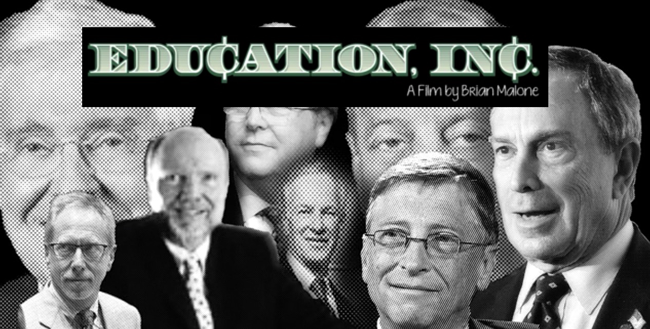 Education Inc. Documentary Follows the Money Corrupting Our Schools