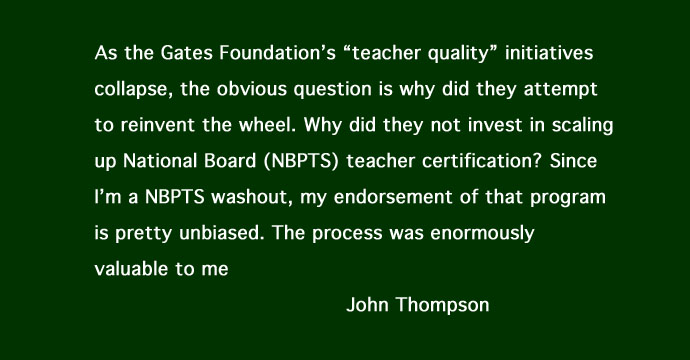 A Historian Reflects on Failing at National Board Certification ...