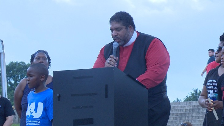 Reverend Barber